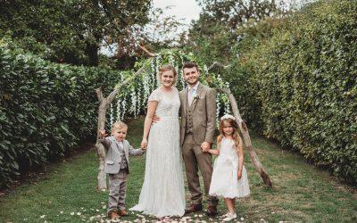 A Micro Wedding with Maximum Love